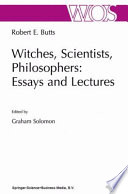 Witches Scientists Philosophers Essays And Lectures
