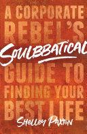 Soulbbatical Pdf/ePub eBook