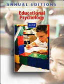 Annual Editions Educational Psychology 07 08