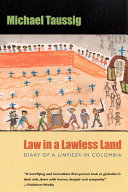 Law in a Lawless Land