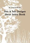 Pen   Ink Designs Short Story Book