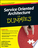 Service Oriented Architecture Soa For Dummies Book PDF