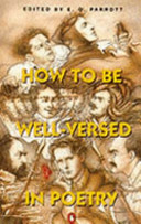 How to be Well versed in Poetry