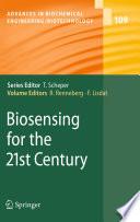 Biosensing for the 21st Century