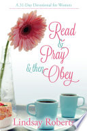 Read   Pray   Then Obey Book