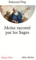 Pdf Moïse raconté par les sages Telecharger