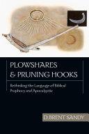 Plowshares & Pruning Hooks