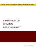 Evaluation of Criminal Responsibility - Seite ii