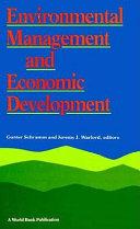 Environmental Management and Economic Development