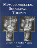 Musculoskeletal Shockwave Therapy