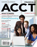 Cover of Financial ACCT2