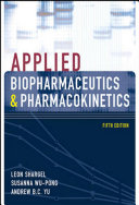 Applied Biopharmaceutics   Pharmacokinetics