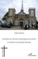 Histoire de l'Eglise catholique du Congo
