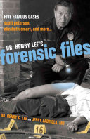 Dr  Henry Lee s Forensic Files Book