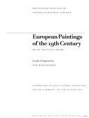 European Paintings of the 19th Century: Guigol-Wonder