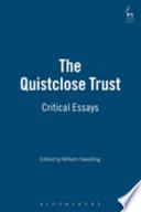 The Quistclose Trust