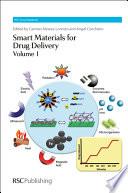 Smart Materials For Drug Delivery Book PDF