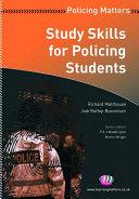 Study Skills for Policing Students [Pdf/ePub] eBook