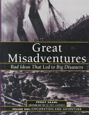 Great Misadventures  Military Book