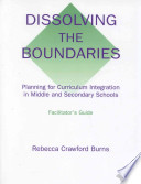 Dissolving the Boundaries