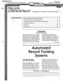 Records & Information Management Report