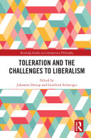 Toleration and the Challenges to Liberalism