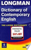 Longman Dictionaries Pack Euro