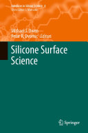 Pdf Silicone Surface Science