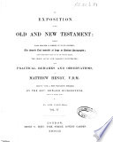 An Exposition of the Old and New Testament Book PDF