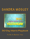 30 Day Man's Playbook
