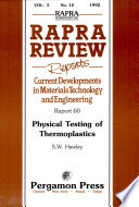 Physical Testing of Thermoplastics