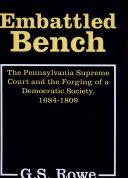 Embattled Bench Pdf/ePub eBook
