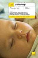 Teach Yourself Baby Sleep Book