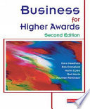 """Business for Higher Awards"" by David Needham"