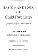 Basic Handbook of Child Psychiatry