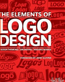 link to The elements of logo design : design thinking, branding, making marks in the TCC library catalog