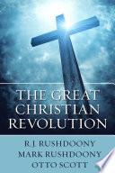 The Great Christian Revolution
