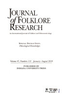Journal of Folklore Research
