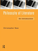 Philosophy of Literature