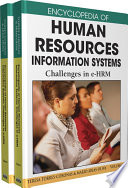 Encyclopedia Of Human Resources Information Systems Challenges In E Hrm Book PDF