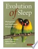 Evolution of Sleep