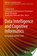 Data Intelligence and Cognitive Informatics