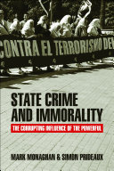 Pdf State crime and immorality