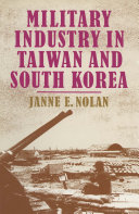 Military Industry in Taiwan and South Korea
