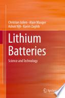 Lithium Batteries Book