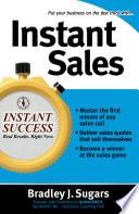 Instant Sales
