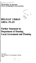 Belfast Urban Area Plan