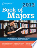 Book of Majors 2013