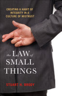 Pdf The Law of Small Things