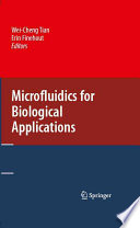 Microfluidics For Biological Applications Book PDF
